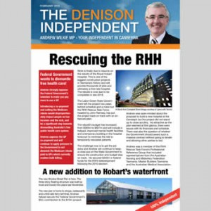 The Denison Independent February 2015