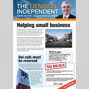 The Denison Independent July 2013