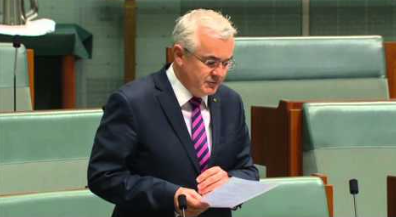 Andrew Wilkie speaks against the Migration Legislation Amendment Regional Processing Cohort Bill 2016