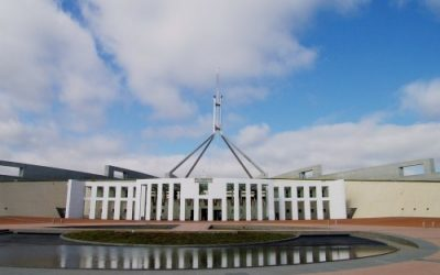 Andrew speaks about foreign ownership and national security in Federal Parliament