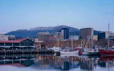 Government claims it's still very focused on Hobart City Deal